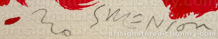 Signature by Bo SWENSON