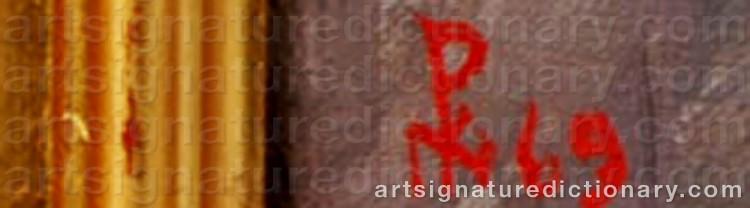 Signature by Poul S. NIELSEN