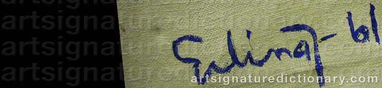 Signature by Erling 'Erling J' JOHANSSON