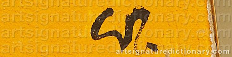 Signature by Sven Inge 'Sven Inge' DEMONÉR