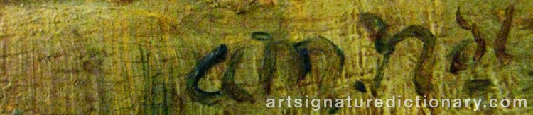 Signature by Anna MUNTHE NORSTEDT