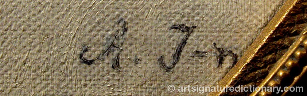 Signature by Augusta JENSEN