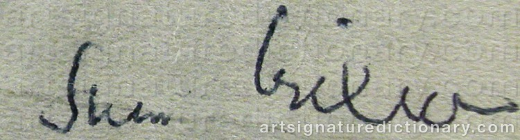 Signature by Sven 'X:et' ERIXSON