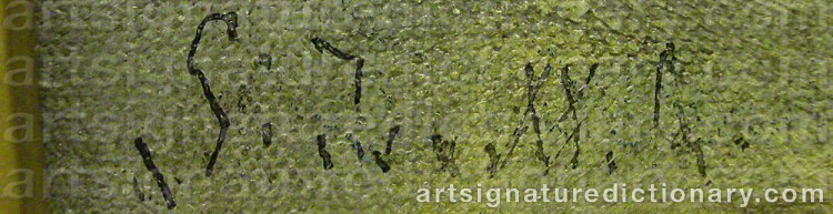 Signature by Amada SIDVALL