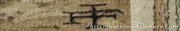 Signature by Fredrik ISBERG
