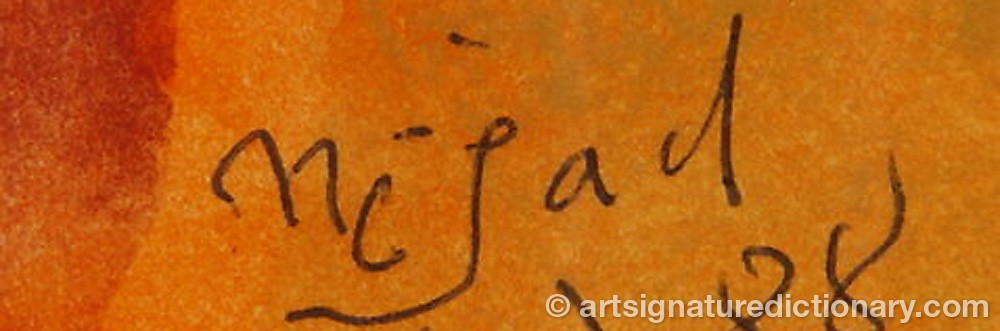 Signature by Nejat DEVRIM