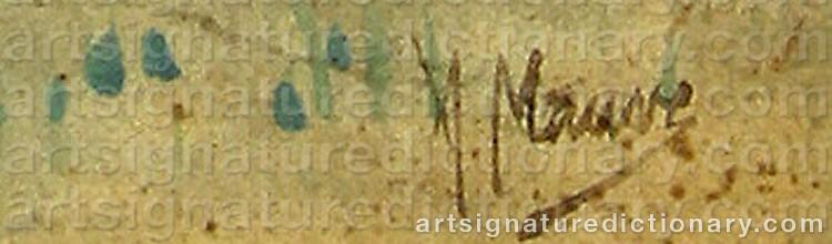 anton mauve  1838 u20131888  netherlands  u00b7 art signature dictionary