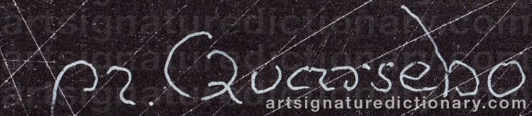 Signature by Michael QVARSEBO