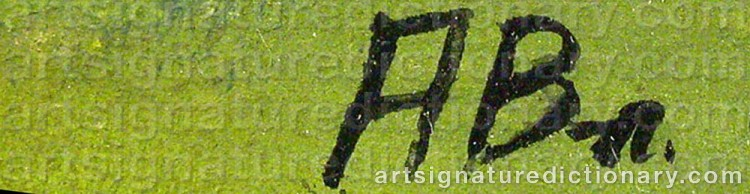 Signature by Axel BENGTSSON